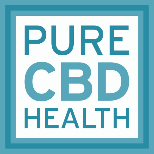 pure cbd health logo